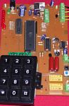 8051 microcontroller based electronic projects home office cesurity system