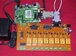 Sms Controlled Relay Board (8 Relays)